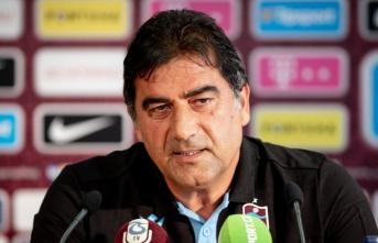 Trabzonspor Teknik Direktörü Karaman: Trabzon'a...