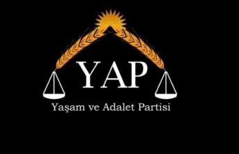 Yeni parti kuruldu, ismi Yaşam ve Adalet Partisi