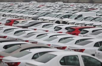 Ağustos ayında en fazla ihracatı otomotiv endüstrisi...
