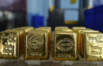 Bankalardaki altın hesaplarında rekor