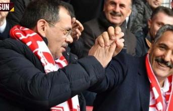 Başkan Demir'dan Samsunspor maçına davet