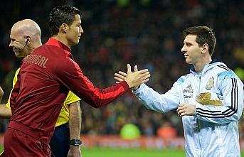 Cristiano Ronaldo: Kariyerimin sonunda Messi'nin üstünde...