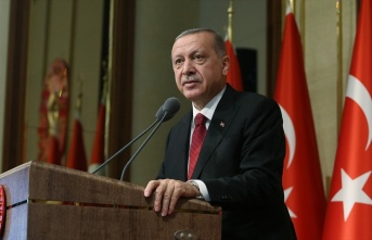 Cumhurbaşkanı Erdoğan'dan büyükşehir belediye...
