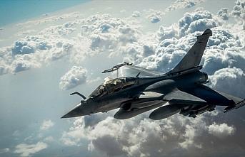 Fransa'nın Mısır'a sattığı savaş uçakları...