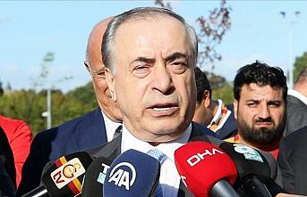 Galatasaray Kulübü Başkanı Mustafa Cengiz, PFDK'ye...