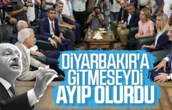 İmamoğlu'nun Diyarbakır ziyareti Kılıçdaroğlu'na...