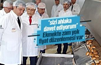 İstanbul Halk Ekmekte Zam yok, Fiyat Düzenlemesi Var