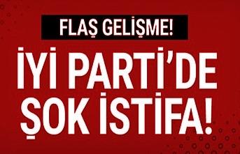 İyi Parti İl Başkan Yardımcısı Osman Erusta, istifa etti