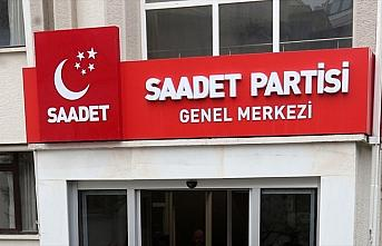 Saadet Partisi'nde büyük kongre 3 Kasım'da