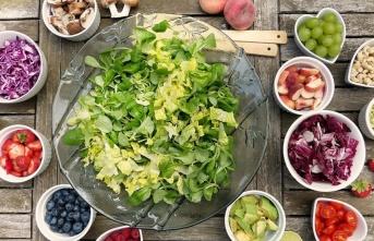Sadece sebze yemek felç riskini arttırıyor
