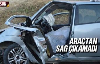 Samsun Havza Müftüsü İlyas Akyazı trafik kazasında...