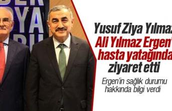 Yusuf Ziya Yılmaz, Ali Yılmaz Ergen'i hasta...