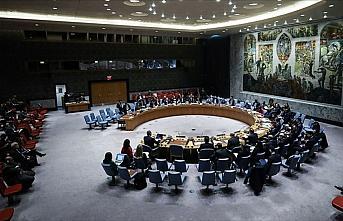 ABD ve Rusya, BMGK'nin Türkiye'yi kınamasına onay...