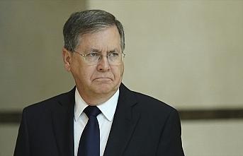 ABD'nin Ankara Büyükelçisi Satterfield Dışişleri'ne...