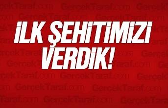 Barış Pınarı Harekatında ilk şehit Komando Astsubay Ahmet Topçu oldu