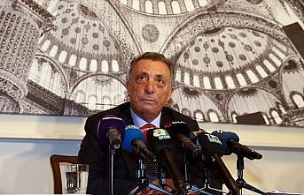 Beşiktaş Kulübü Başkan Adayı Ahmet Nur Çebi: Hakkımı helal etmiyorum