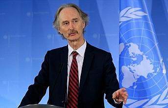 BM Suriye Temsilcisi Türkiye, Rusya ve İran Dışişleri Bakanlarıyla bir araya gelecek