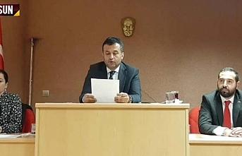 Çarşamba Belediyesi'nden Mehmetçik Vakfı'na Bağış