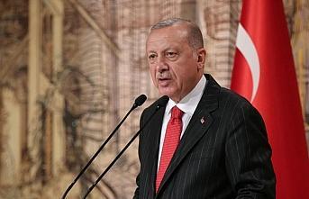 Cumhurbaşkanı Erdoğan: Henüz terör örgütleri...