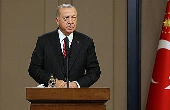Erdoğan'dan 9 aylık Muhammed'in ailesine: Kanını...