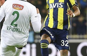 Fenerbahçe'nin konuğu İttifak Holding Konyaspor