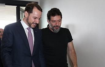 Hakan Atilla Borsa İstanbul Genel Müdürlüğü'ne...