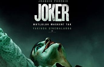 Joker vizyona giriyor