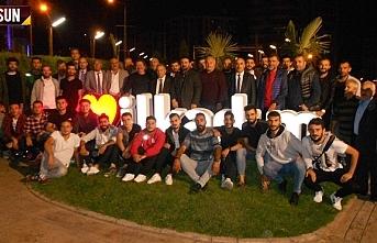 Karasamsunspor Kulübü moral yemeği