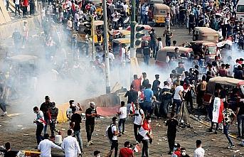 Kerbela'daki gösterilerde 18 kişi öldü, 800'den fazla kişi yaralandı