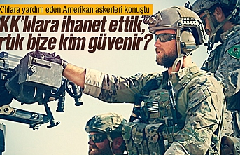PKK'lılara ihanet ettik, artık bize kim güvenir?