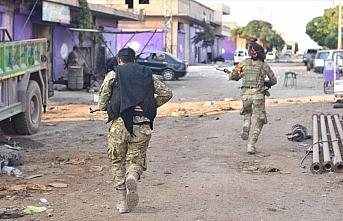 Suriye Milli Ordusu Barış Pınarı Harekatı'nda...