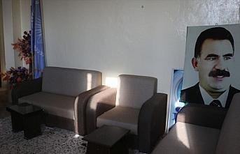 Terörist inlerindeki görüntüler 'YPG-PKK ayrımı'nı...