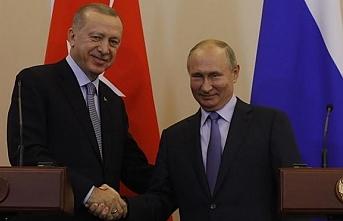 Türkiye ile Rusya arasında mutabakat muhtırası imzalandı, işte maddeler