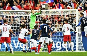 Fransa Türkiye maçı sonucu