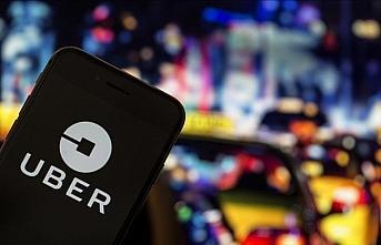 Türkiye'de Uber'in faaliyetleri durduruldu