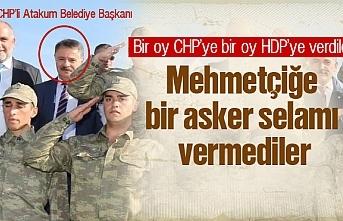 Atakum Belediye Başkanı CHP'li Cemil Deveci, Mehmetçiğe...