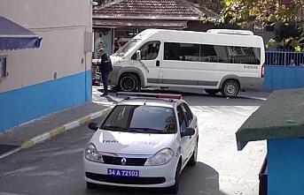 Servis minibüsünün çarptığı öğrenci hayatını...