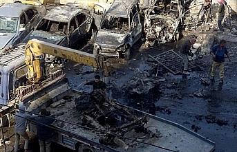 El Bab'da bombalı terör saldırısı: 18 ölü