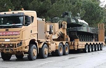 BMC ve Öztreyler 72 tank taşıyıcıyı MSB'ye...