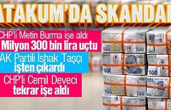 CHP'li Atakum Belediyesi'nde kayıp 2 Milyon 300 Bin lira