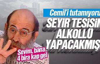 CHP'li Cemil Deveci, 'Atakum Seyir Tesisi alkollü...
