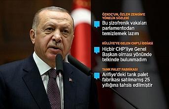 Cumhurbaşkanı Erdoğan: Gizli saklı hiçbir CHP'li...