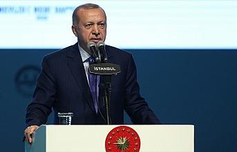 Cumhurbaşkanı Erdoğan: Hiç kimse bizim aramıza...