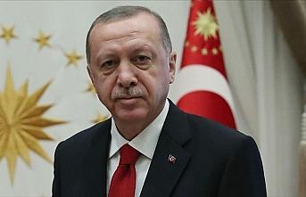 Cumhurbaşkanı Erdoğan'dan Büyükanıt ailesine...