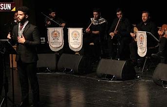 """Filistinli Gençler Samsun'da """"Kardeşlik..."""