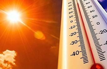 Hava sıcaklıkları mevsim normallerinin üzerinde...