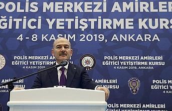 İçişleri Bakanı Soylu: Elimizdeki DEAŞ'lıları...