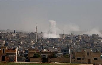İdlib'deki muhaliflerden rejim güçlerinin saldırılarına...