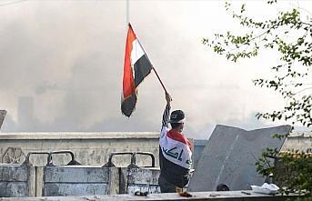 Irak'taki protestolarda 301 gösterici öldü