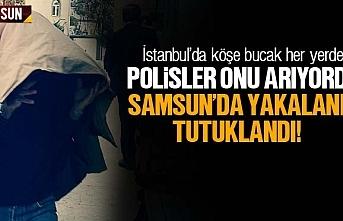 İstanbul'da aranan FETÖ zanlısı Binbaşı,...
